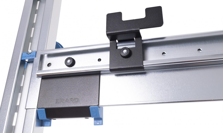 Porte coffre de toit pour rangement de garage lodus ref for Lodus rangement garage
