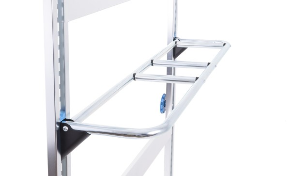 porte 2 roues escamotable pour rangement de garage lodus. Black Bedroom Furniture Sets. Home Design Ideas