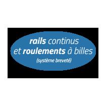bulle rails et roulements