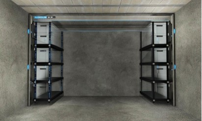 packs etag res lodus pour rangement du garage. Black Bedroom Furniture Sets. Home Design Ideas