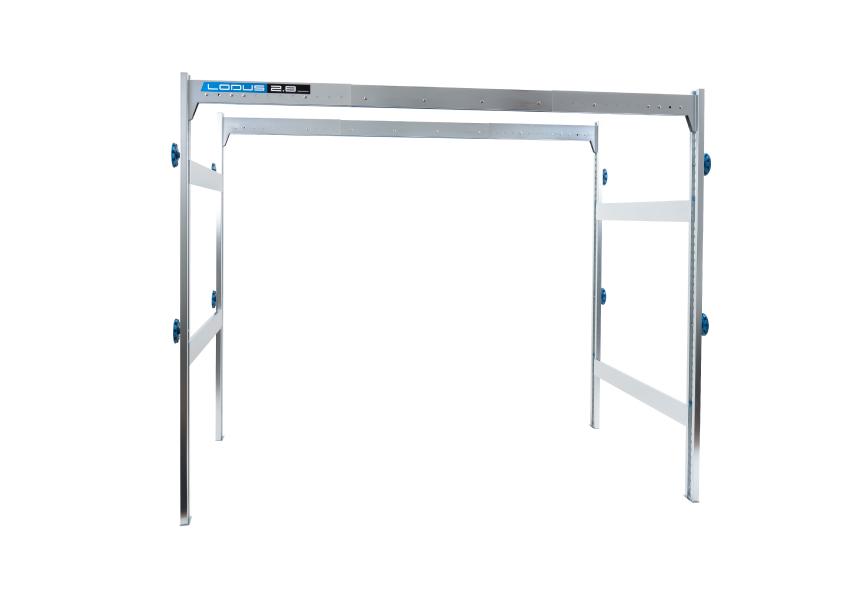 Lodus - structure autoportante pour garage