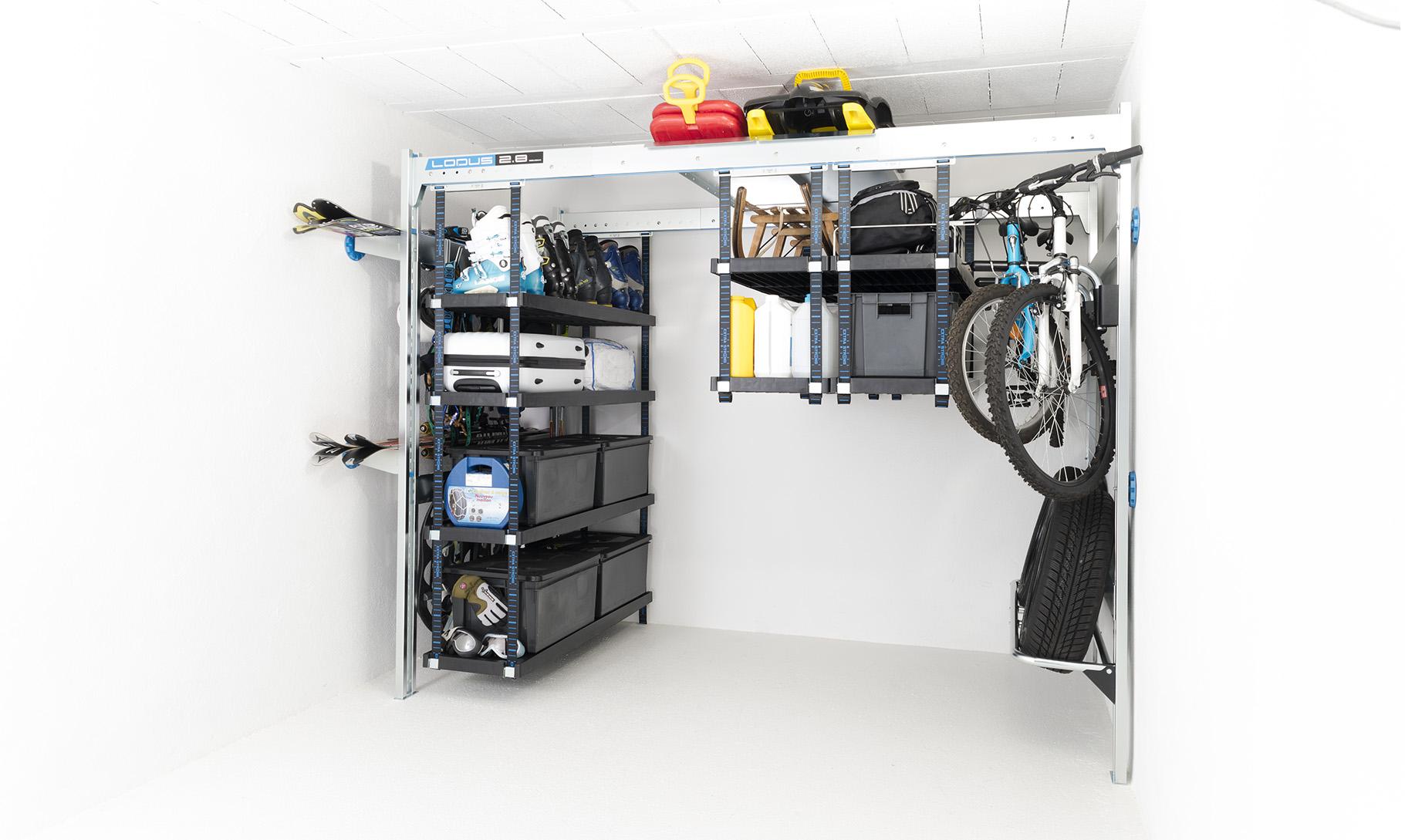 Comment Ranger Ses Chaussures comment ranger ses skis dans le garage ?