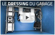 Rangement pour garage modulable am nagement sous sol for Lodus rangement garage